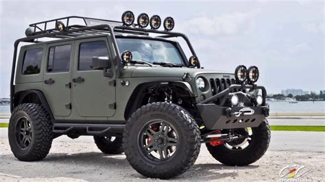 Jeep Wrangler Unlimited Modification by Jeep Wrangler Modification Accessories