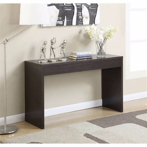 Entryway Consoles - modern hallway console table furniture decor home living