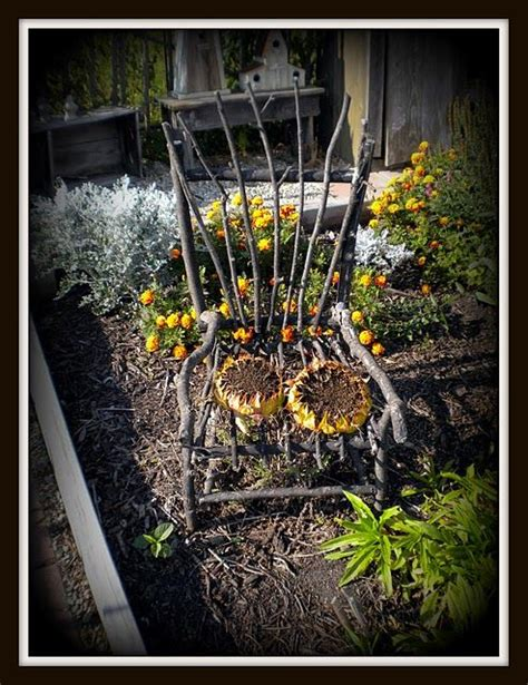 The Best Primitive Garden Decor Ideas Pinterest