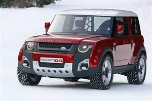 Nouveau Land Rover Defender : pas de nouveau defender avant 2019 ~ Medecine-chirurgie-esthetiques.com Avis de Voitures