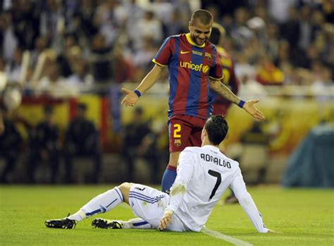 Real Madrid vs Barcelona (20-04-2011) - Cristiano Ronaldo ...