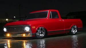 Vaterra 1  10 1972 Chevy C10 Pickup Truck V