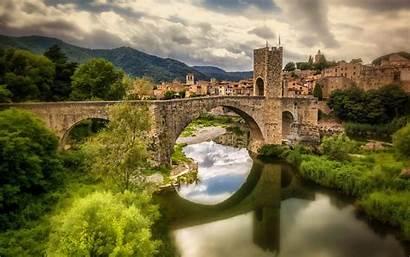 Spain Wallpapers Desktop Bridge Wallpapersafari Backgrounds