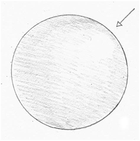 draw  simple sphere pencil sessions