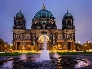 Berlin Cathedral Is A Short Name For The Evangelical