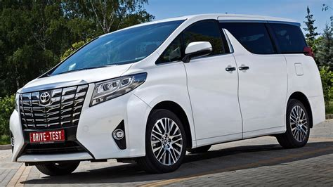 Toyota Alphard Picture by 2019 Toyota Alphard Rear Hd Autoweik