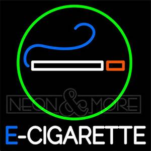 Custom Neon Signs Electronic Cigarettes Neon Signs