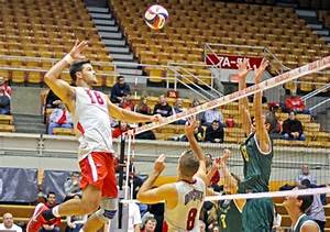 Ohio State men's volleyball takes 2 in first home matches ...