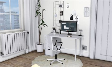 Mono Workstation At Mxims Sims 4 Updates