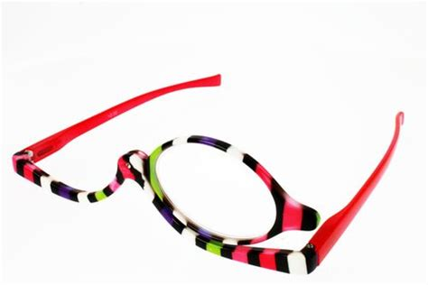 lunette loupe de maquillage lunettes loupe de maquillage rg195 multicolore