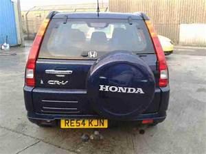 Honda 2004 54 Cr V 2 0 I Vtec Executive Fantastic Spec