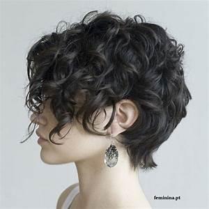 Coupe Courte Bouclée : les cheveux courts avec des jolies boucles un charme ~ Farleysfitness.com Idées de Décoration