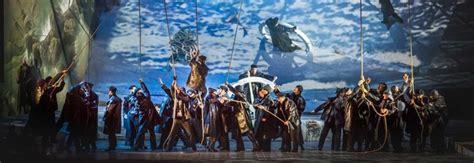 Wagner L Olandese Volante Wagner E L Olandese Volante Strappano Applausi Al Petruzzelli