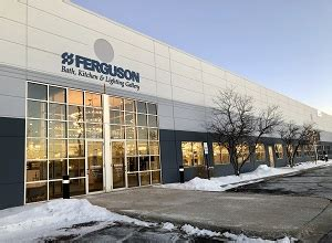 Ferguson Showroom Tinley Park IL Supplying kitchen