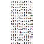 Rpg Monster Pixel Icons Pixeljoint Pixelart
