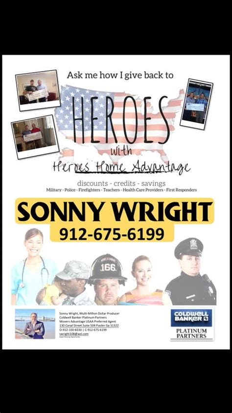 sonny wright coldwell banker platinum partners home