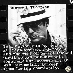 17 Best images ... S Thompson Quotes