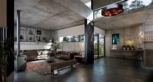 17, Industrial, Home, Designs, Ideas