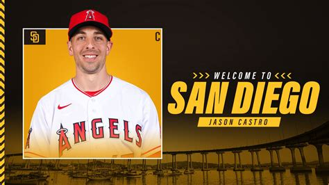 Padres acquire Jason Castro from the Angels | by FriarWire ...