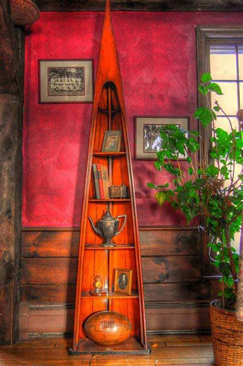 insanely beautiful  creative ways  reuse  boats