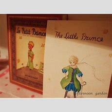 Le Petit Little Prince Little Prince Painting Postcards European Vintage Stationery Wholesale On