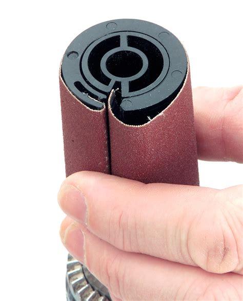 schleifen mit bohrmaschine schleifrollen schleifwalzen neutechnik werkzeug shop 100 made in germany