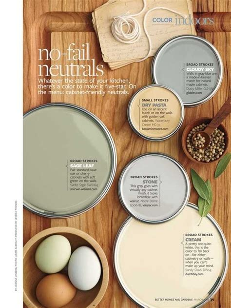 Neutral Paint Colors   Interiors By Color