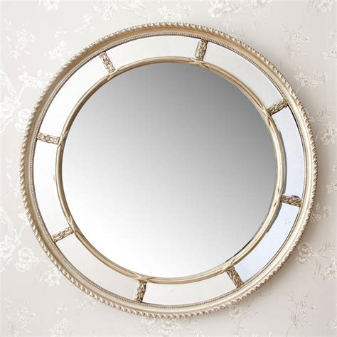 Lucia Round Decorative Mirror By Decorative Mirrors Online