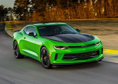 Camaro 1le Specs by What Price Track Chevy Publishes 2017 Camaro Zl1