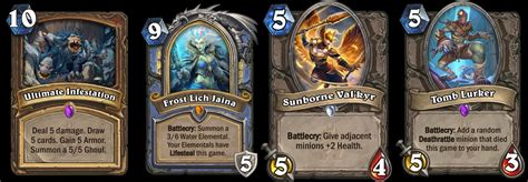 hearthstone knights of the frozen throne out now