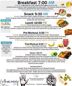 This is a easy one day meal plan.I replace the whey with soy protein ... 1 Day Diet