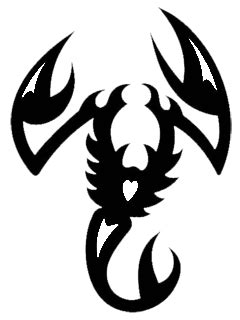 18 Stunning Tribal Scorpion Tattoo | Only Tribal