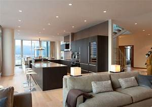 Contemporary Penthouse Interior Design in Vancouver by ...
