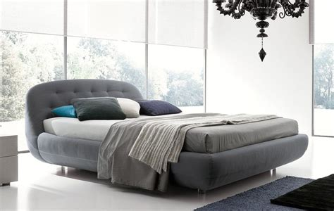 3426 italian platform bed made in italy nano fabric high end platform bed detroit