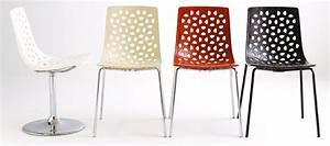 Chaise Cuisine Design : chaises cuisine ~ Teatrodelosmanantiales.com Idées de Décoration