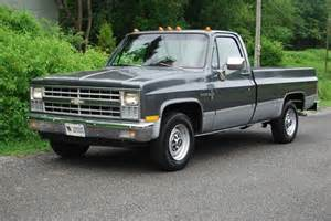 1981 chevrolet silverado c10 pro touring classic pick up truck Car