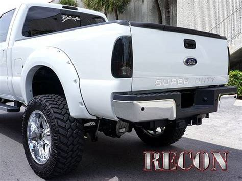 ford superduty        recon smoked
