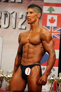 Czechyoungmuscles  World Natural Bodybuilding Championship