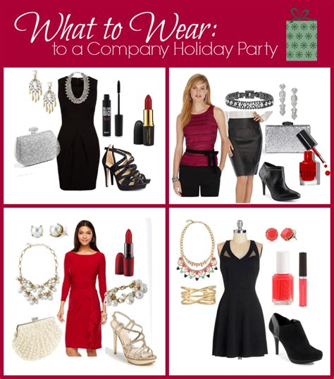 how to dress for a company christmas party what to wear to a company