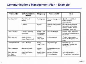 project management communications plan template - communication action plan template