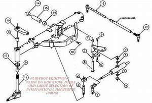 Ih 1086  Heavy Equipment Parts  U0026 Accs