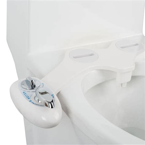 Toilet Attachment Bidet - fresh water spray manual non electric bidet toilet seat