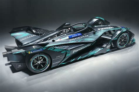 Jaguar Prepares I-type 3 For Next Formula E Season