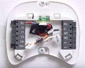 Installing Your Ecobee Thermostat With The Power Extender Kit  No C Wire   U2013 Ecobee Support