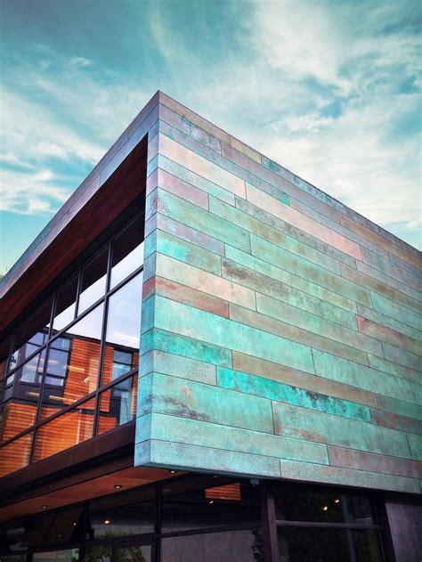 image result  copper facade facade design steel architecture facade architecture