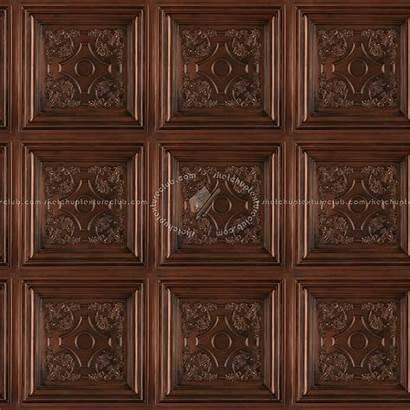 Seamless Texture Ceiling Panel Interior Tiles Panels