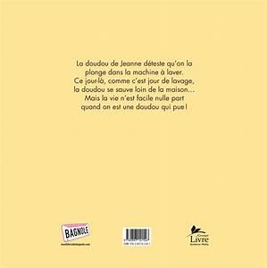 Machine à Laver Qui Pue : livre la doudou qui ne sentait pas bon messageries adp ~ Dode.kayakingforconservation.com Idées de Décoration