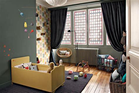 chambre kaki une chambre de bébé aux accents vintage maison créative