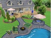 nice small patio design ideas on a budget برك سباحة - صور برك سباحة منزلية جميلة جدا - ديكور المنزل