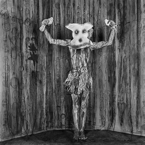 The Beautifully Strange Photography of Roger Ballen   At